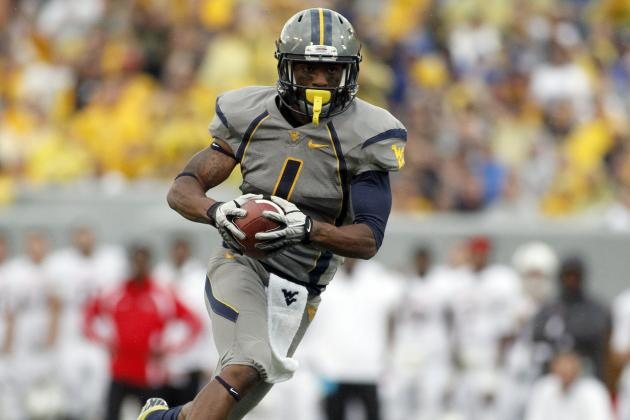 2013 NFL Draft: Tavon Austin and  7 Best Prospects Under 5'10