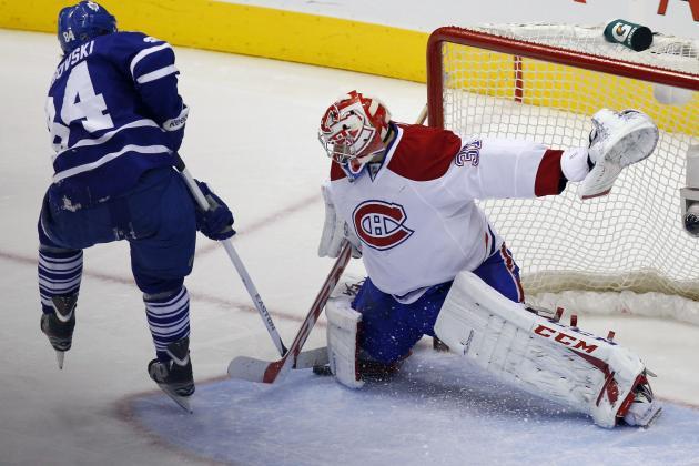 Toronto Maple Leafs: 5 Reasons Toronto Is a Playoff Caliber Team