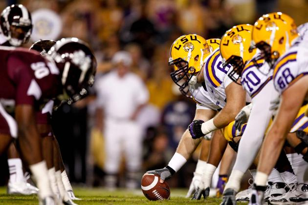 College Football's Deepest Depth Charts at Every Position Heading into Spring