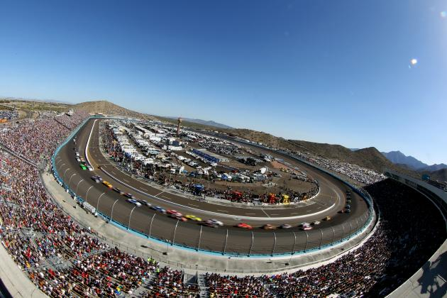 Predicting the Top 5 Finishers for the NASCAR Sprint Cup Series at Phoenix