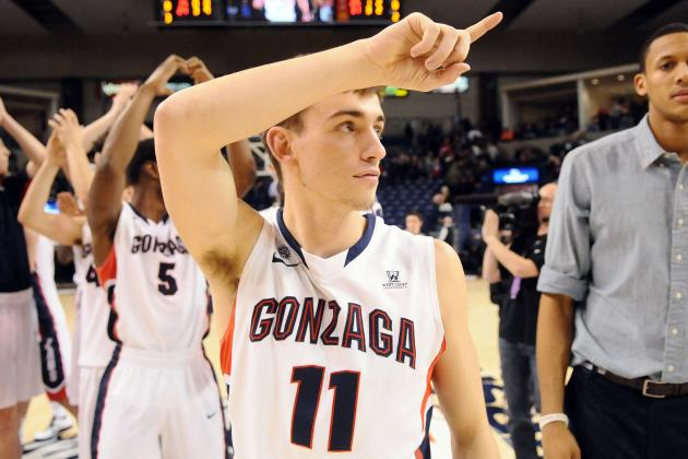 College Basketball Picks: Gonzaga Bulldogs vs. BYU Cougars