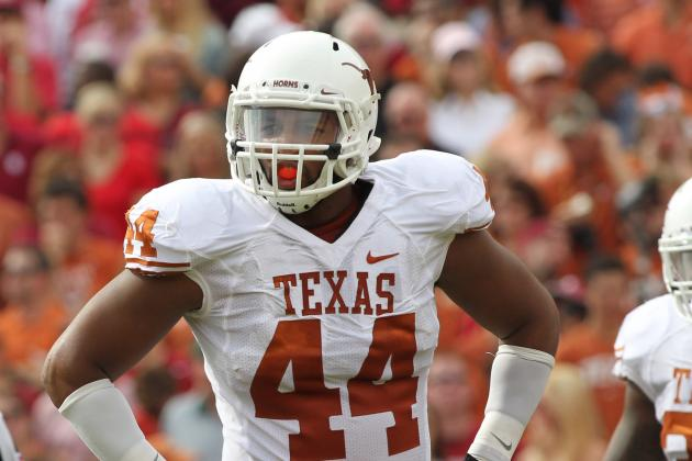Texas Football: 5 Longhorns Who Could Be Top Picks in the 2014 NFL Draft