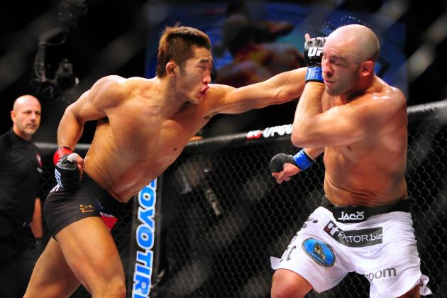 UFC on Fuel 8 Preview: Dong Hyun Kim vs. Siyar Bahadurzada Head-to-Toe Breakdown