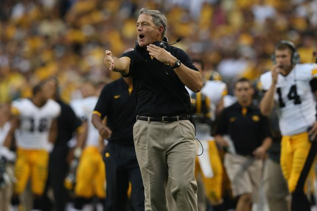 Iowa Football: Kirk Ferentz's 7 Biggest Worries Headed into Spring Practice