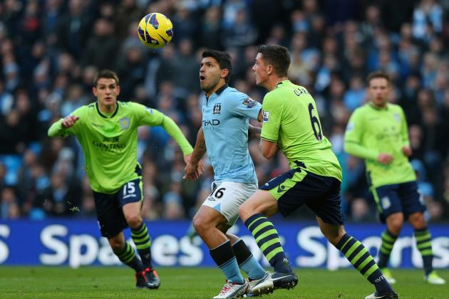 Aston Villa vs. Manchester City: 4 Key Battles That Will Decide the Contest