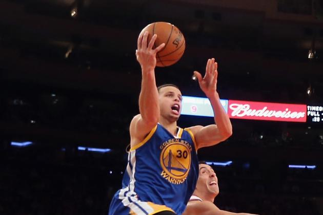 Updated Point Guard Rankings, Post-Steph Curry Outburst