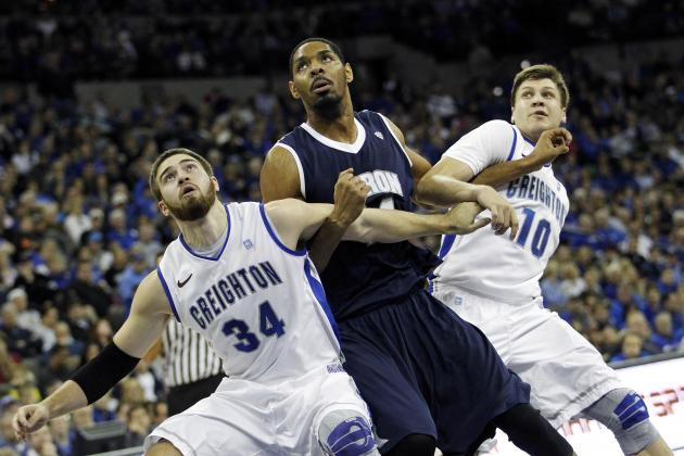 NCAA Tournament 2013: Cinderella Rankings for March Madness Hopefuls at Week 17