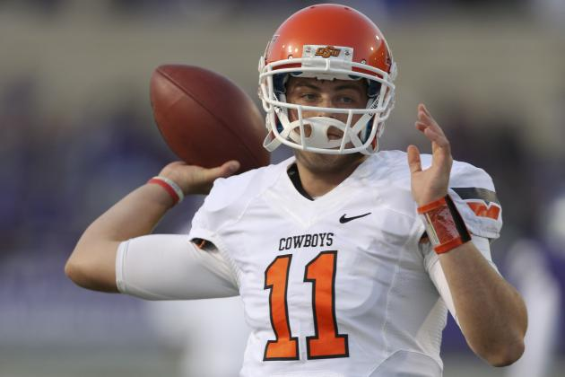 Oklahoma State Football: 5 Players with Most to Gain in Spring Practices