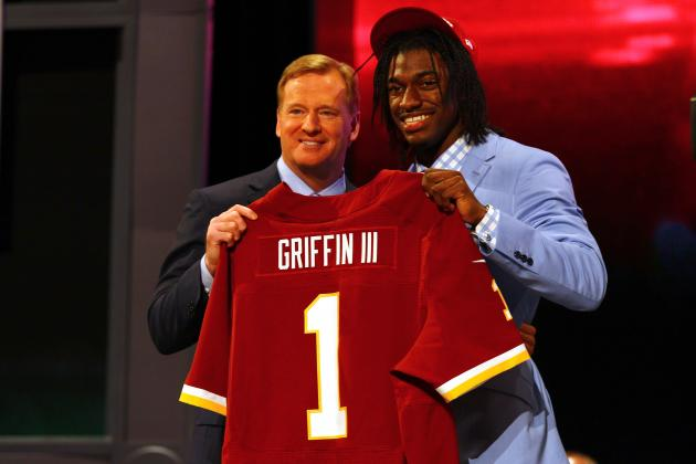 Potential Draft Replacements for 7 Washington Redskins on the Hot Seat