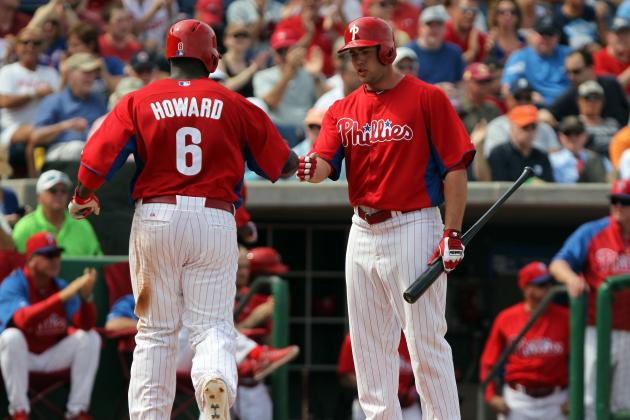 Philadelphia Phillies: 10 Standout Stars from First Week of Spring Training