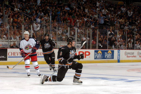 35 Most Memorable First Goals in NHL History