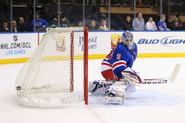 What's Wrong with the Star-Studded NY Rangers Lineup?