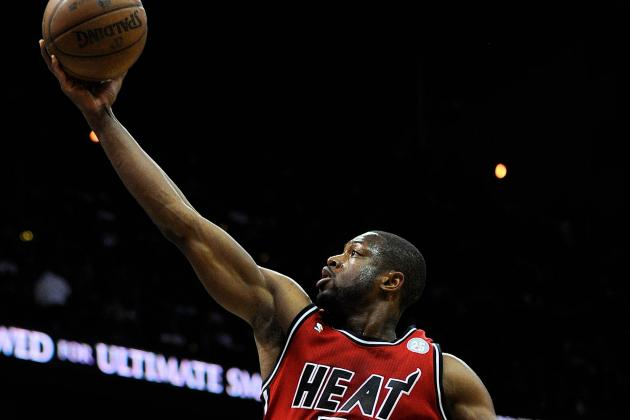 5 Best Months of Dwyane Wade's Miami Heat Career