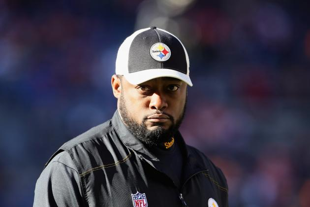 Grading Mike Tomlin's Drafts as Pittsburgh Steelers Head Coach