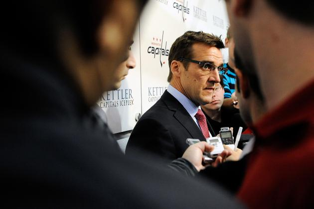 3 Reasons the Washington Capitals Will Never Win the Cup Under George McPhee