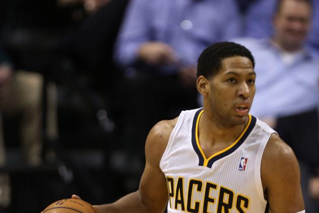 Indiana Pacers: Grading Danny Granger's First Three Games Back from Injury