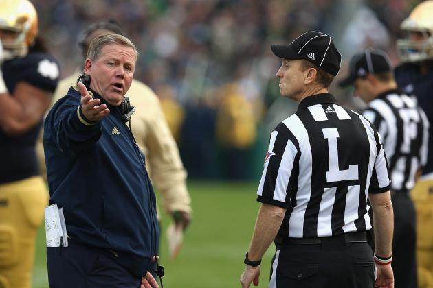 Notre Dame Football: 5 Items on the Irish's Offseason Checklist