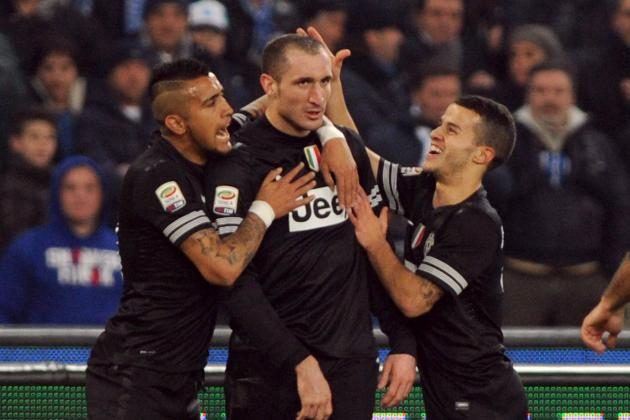 Napoli vs. Juventus: 5 Things We Learned from This Pivotal Serie a Match