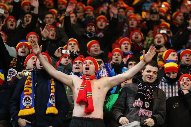 World Football's 25 Best Chants