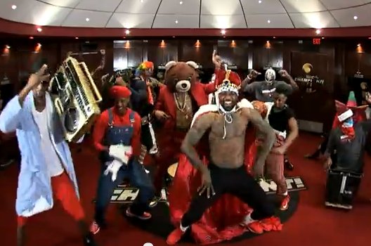 Power Ranking Best Harlem Shake Videos in Sports