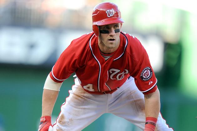Washington Nationals: Ranking the Potential of Young Nats Players