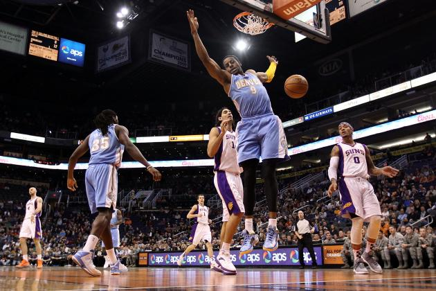 7 NBA Alley-Oop Combinations We're Dying to See