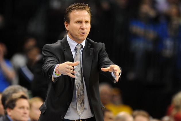 Coach Scott Brooks' Smartest Moves of the Season for Oklahoma City Thunder