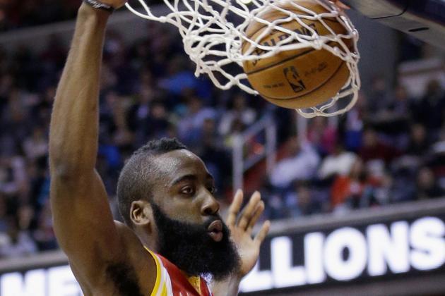 Houston Rockets vs. Orlando Magic: Postgame Grades and Analysis for Houston