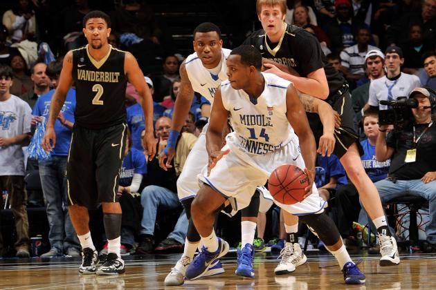 4 Bubble Teams That Must Win Conference Championship to Earn NCAA Tourney Bid