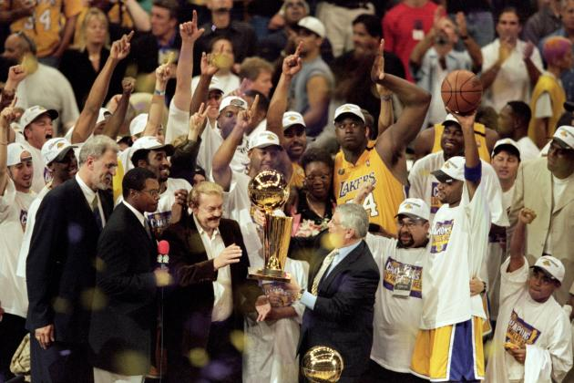 Los Angeles Lakers: Jerry Buss and the 5 Most Influential Lakers Executives