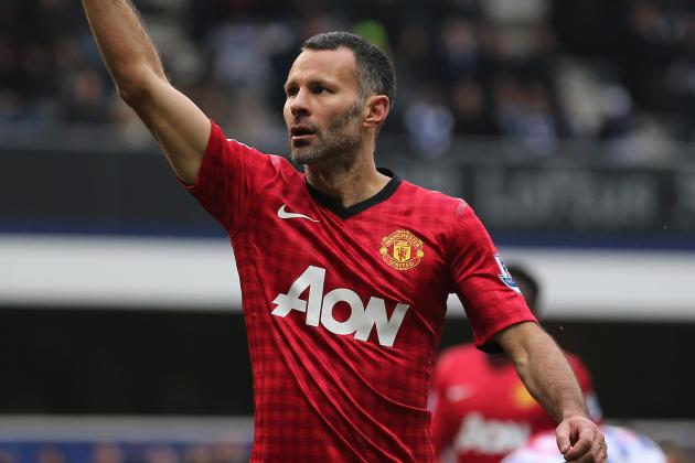 Ryan Giggs: 10 Things That Have Changed Since He Started at Manchester United