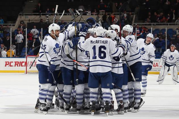Toronto Maple Leafs: Where Do Frattin and Lupul Fit in the Lineup?
