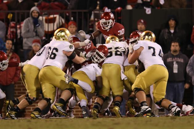 Notre Dame Football: Pre-Spring Opponent Preview: Oklahoma