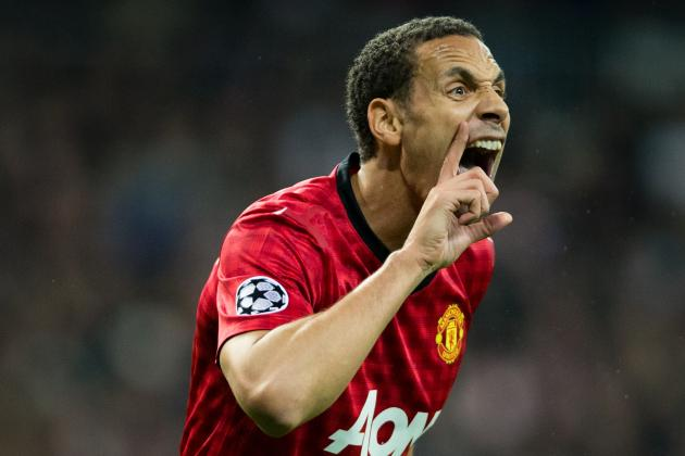 World Football Gossip: Rio Ferdinand, QPR, Samir Nasri