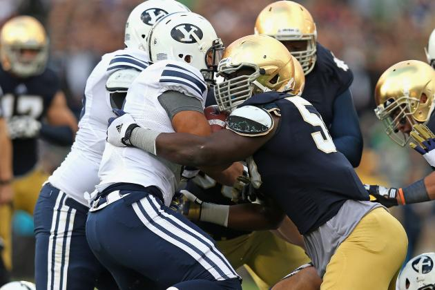 Notre Dame Football: Pre-Spring Opponent Preview: BYU