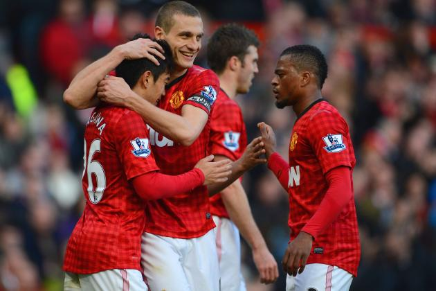 Manchester United 4-0 Norwich City: 6 Things We Learned