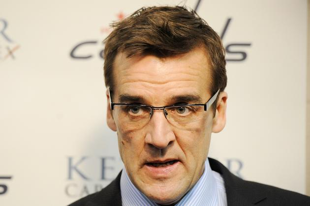 5 Reasons George McPhee Is on the Hot Seat with the Washington Capitals