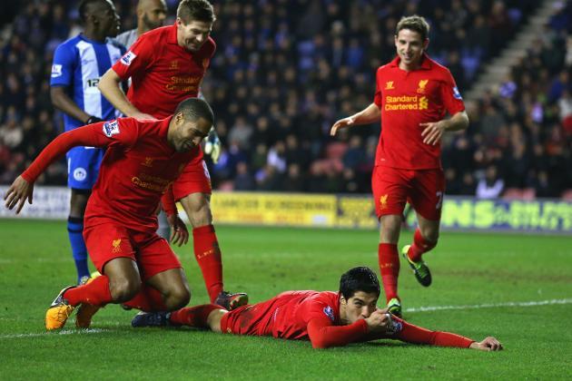 Saturday English Premier League Wrap: Wins for Man United, Liverpool, Chelsea