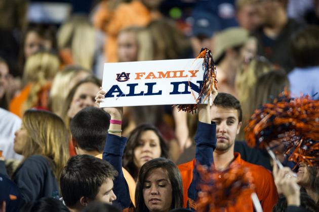 Auburn Football: Auburn Fans' 3 Biggest Worries Headed into Spring Practice