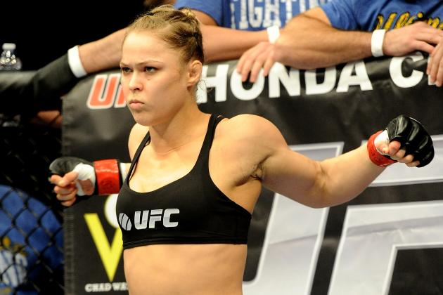 Fighter of the Year Watch: March 2013 Edition