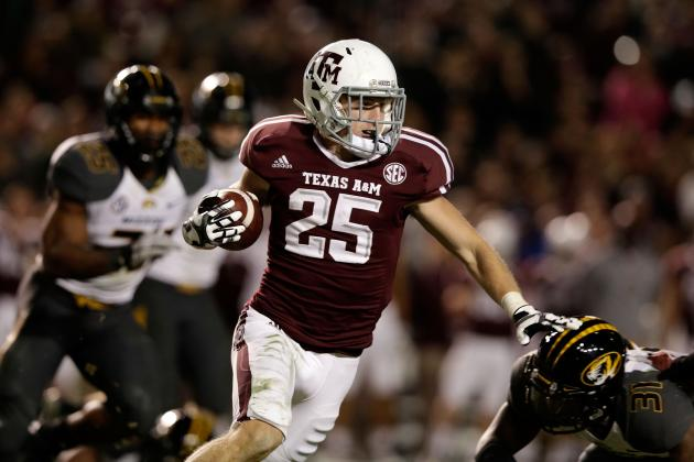 Texas A&M Football: 5 Reasons Ryan Swope Deserves the NCAA 2014 Cover