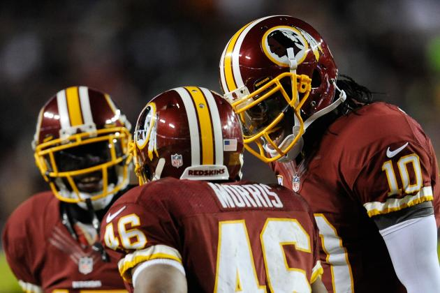 NFL Free Agents Who Can Quickly Become RGIII's Best Friends