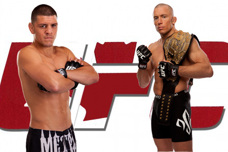 UFC on Fuel 8 Results: Questions Heading into UFC 158 GSP vs. Nick Diaz