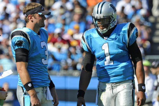 5 Potential QBs the Carolina Panthers Could Target to Back Up Cam Newton