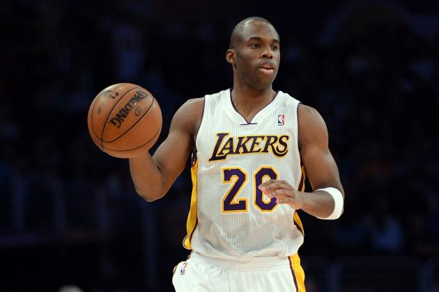 Breaking Down Pros and Cons of Lakers Exercising Jodie Meeks' Option