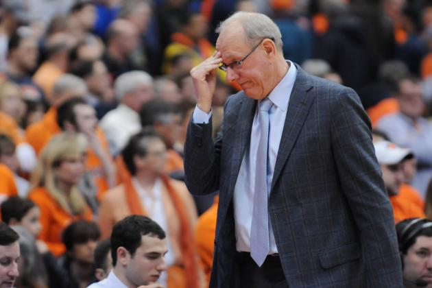 Syracuse Basketball: 5 Lessons Orange Must Learn from Recent Swoon