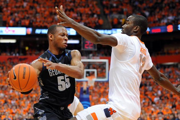 Syracuse vs. Georgetown: The 5 Best Subplots in Big East Showdown