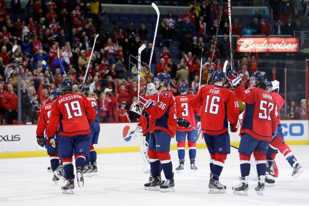 Washington Capitals: 3 Bold Predictions for the Final 2 Months of the Season