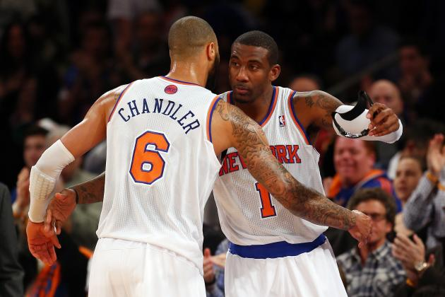 6 Things NY Knicks Must Do to Be Legit Challengers to Miami Heat