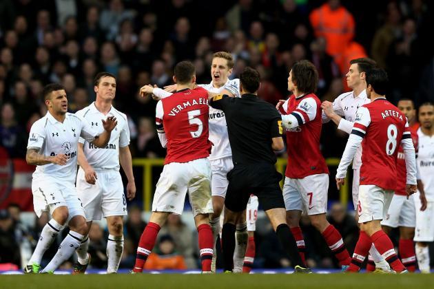 Tottenham vs. Arsenal: 6 Things We Learned